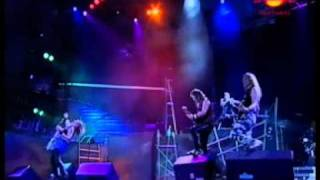Iron Maiden Fear Of The Dark Rock In Rio 2001