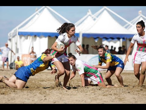 Super Beach 5S Rugby 2017 - Day 1 Afternoon