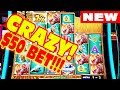 GOING CRAZY BETTING $50 DOLLARS A SPIN ON A SLOT ... - YouTube