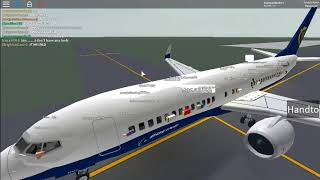 Roblox Ryanair | Review PART 1