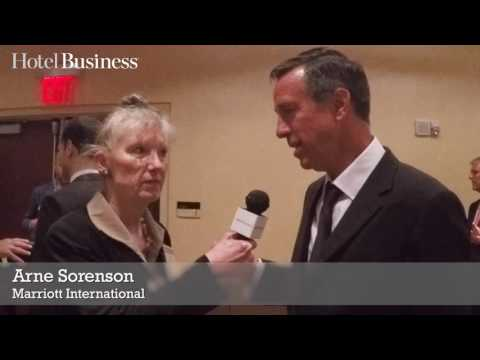 2016 NYU International Hospitality Industry Investment Conference Interview with Arne Sorenson