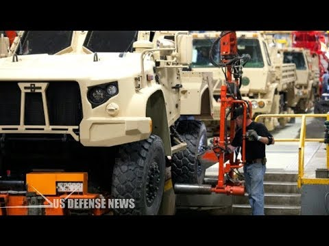 This is why the U.S. Army is replacing the Humvee