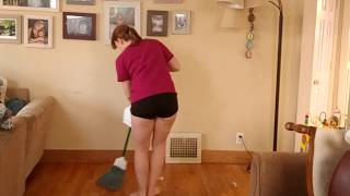 Mom's Cleaning House