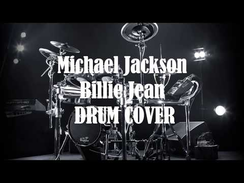 BFD3 Drum Cover - Michael Jackson - Billie Jean (HQ + Drumless Track)