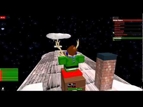 Roblox: Santa's Runaway Sleigh!