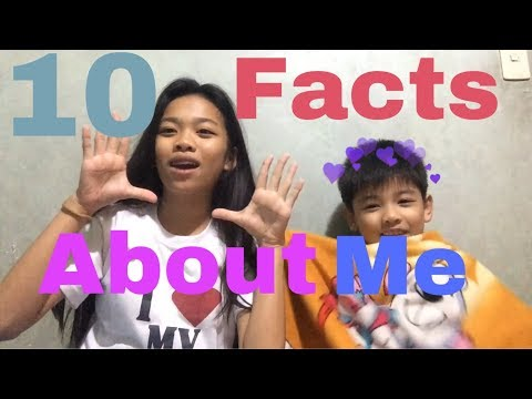 10 Facts About Me ! || it's me Aubrey