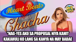 """#Heartbeats: """"Nag-yes ako sa proposal niya kahit kakahuli ko lang sa kanya na may babae siya"""""""