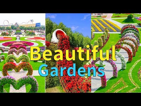 Most Beautiful Gardens In The World -Video | Top 10 |