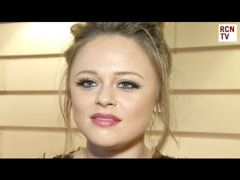 Emily Atack   Dad's Army, West End & 2016 Plans