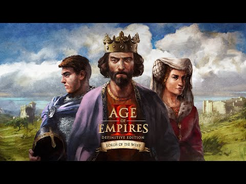 Age of Empires II: DE - Lords of the West - AVAILABLE NOW