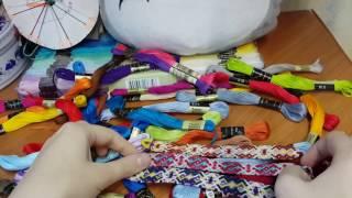Обзор на фенечки и браслеты ♡.♡ By Rina