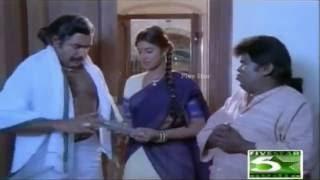 Senthil And Vijayakumar Comedy From Rakkayi koyil