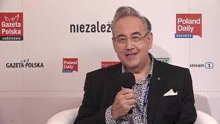 Telewizja Republika - Poland Daily Business Orvin Lucian Kasprzyk