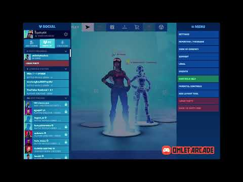 Fortnite Mobile Live! 1v1ing viewers