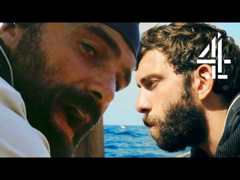 Tensions Get Unbearably High On The Boat | Mutiny