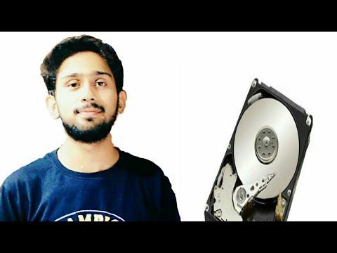 Hard Disk Breakdown || Explain Hard Disk In Hindi? || Hard Disk Repair