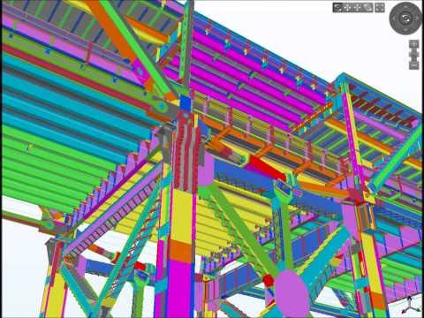 Tekla North America BIM Awards 2013 / Steel / San Francisco Oakland Bay Bridge