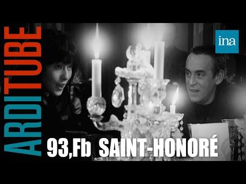 Dîner Epicé chez Thierry Ardisson au 93, FB saint-Honoré | INA Arditube