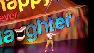 HAPPY EVER LAUGHTER 2014 - Hossan Leong