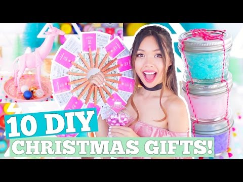 10 Last Minute DIY Christmas Gifts People ACTUALLY Want!
