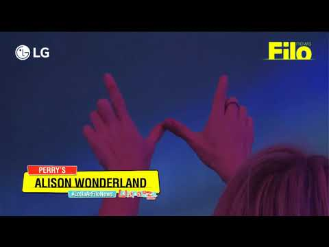 Alison Wonderland @ Lollapalooza Argentina 2018 | Full Show Part 2/2