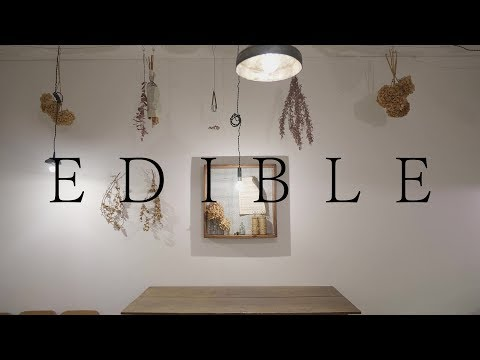 EDIBLE/R Sound Design