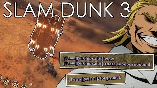 SLAM DUNK 3 - Crossout