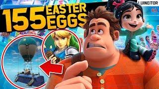 Ralph el Demoledor 2 - 155 Secretos, Referencias, Cameos y Easter Eggs de la película!! (WiFi Ralph)
