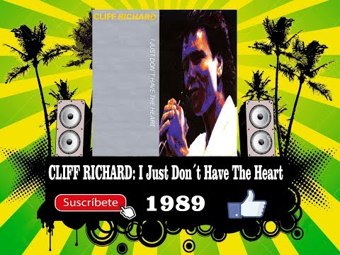 Cliff Richard - I Just Don´t Have The Heart  (Radio Version)