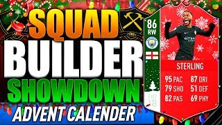 EPIC SIF STERLING SQUAD BUILDER SHOWDOWN! FIFA 18 ULTIMATE TEAM