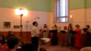 Capella Silentium: Cipriano de Rore - Io canterei d