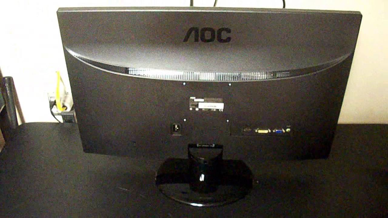 AOC 2752H DRIVERS FOR WINDOWS DOWNLOAD