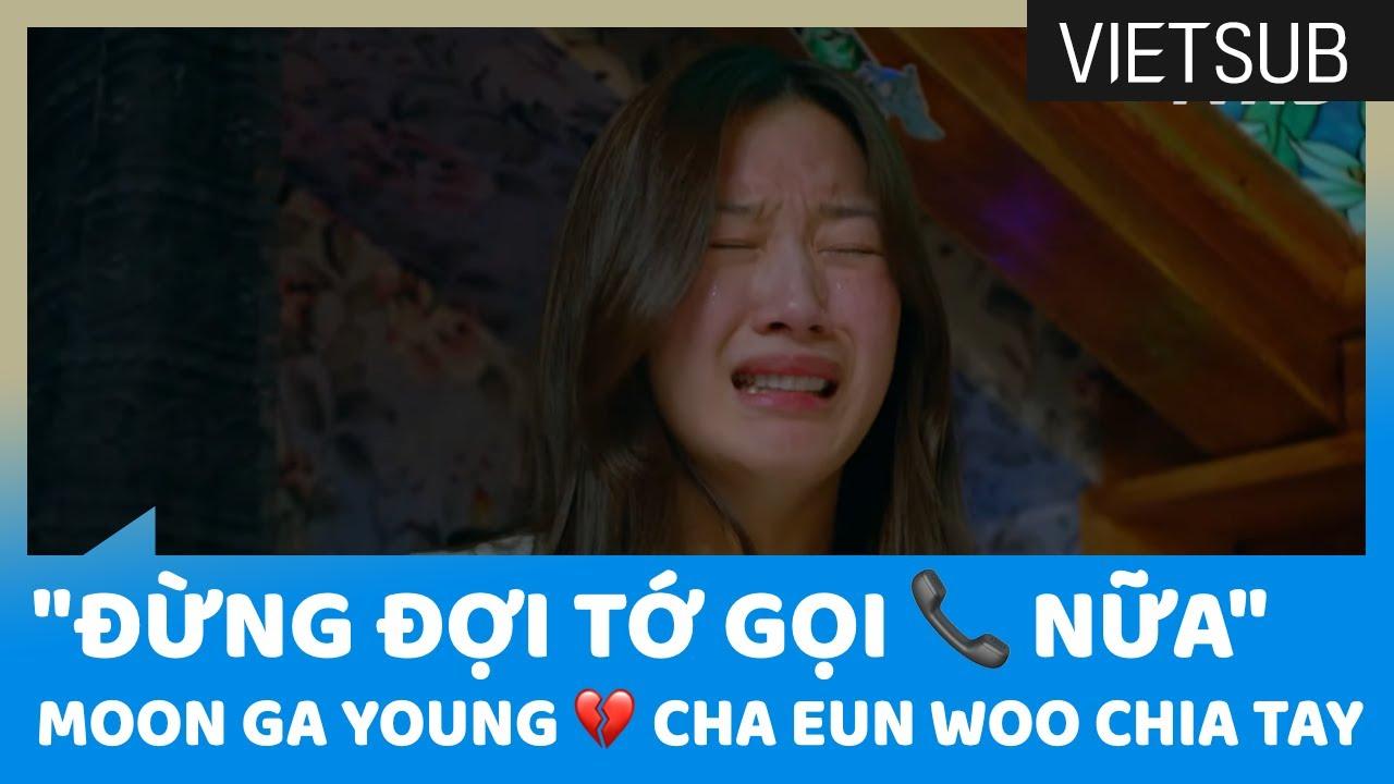"""[Tập 15] #TrueBeauty """"Đừng Đợi Tớ Gọi 📞 Nữa"""" 😭😭😭 Ga Young 💔 Eun Woo Chính Thức Chia Tay 🇻🇳VIETSUB🇻🇳"""
