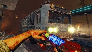 🚌 TRANZIT NO REVIVE CO-OP #3 IN THE WORLD! 🚌 (Black Ops 2 Zombies)