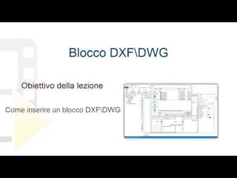 Tutorial Impiantus Blocco Dxf Dwg Acca Software