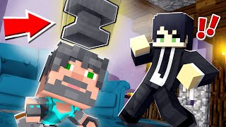 BABY CRUSHED BY ANVIL!!! | Minecraft: Who