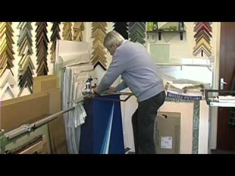 The London Framing Studio - YouTube