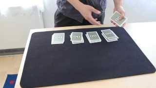 Обучение фокусам // Фокус с картами для начинающих - Обучение | Бесплатное обучение фокусам!