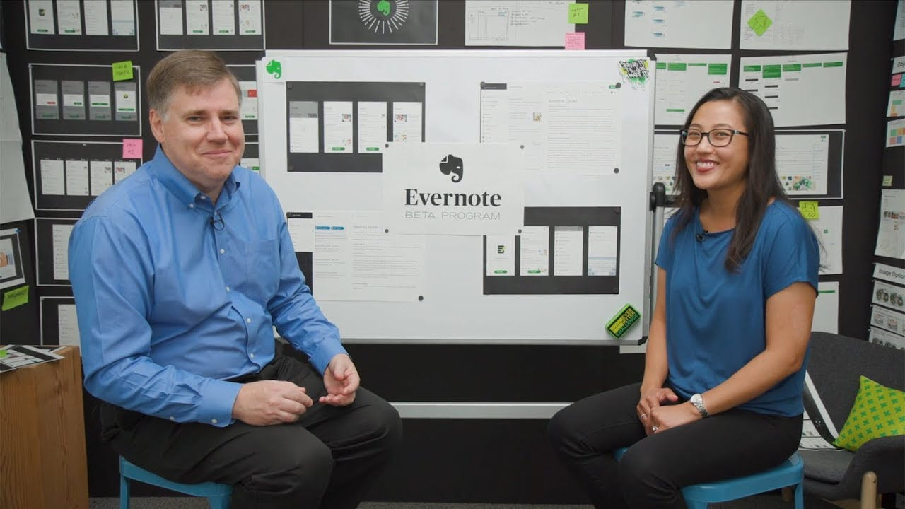 Behind the Scenes: Help Shape the Future of Evernote