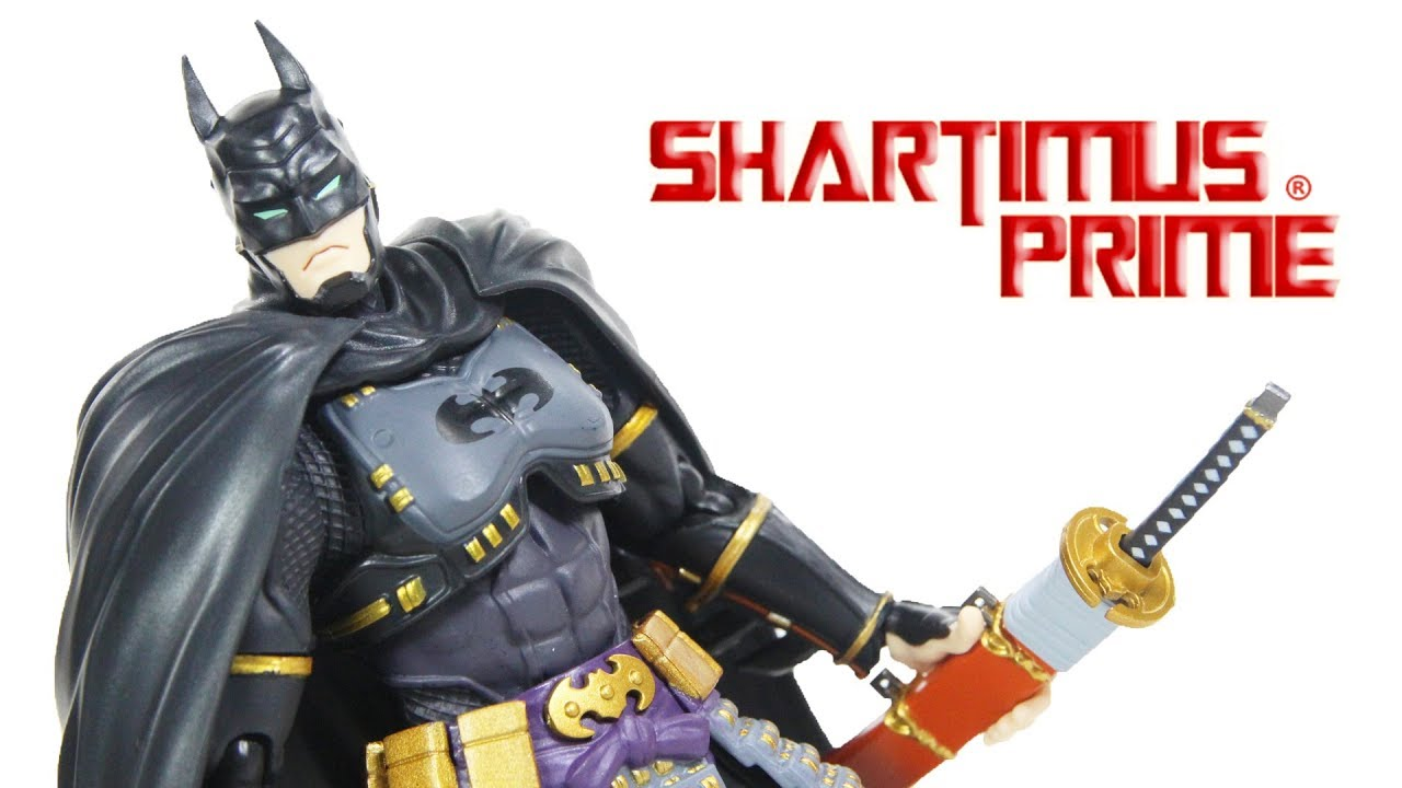 S.H.Figuarts Ninja Batman from Batman Ninja DC Comics Bandai