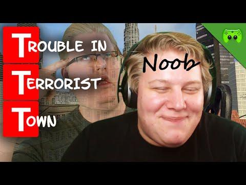 BRAMMEN NOOB CONFIRMED 🎮 TTT #281
