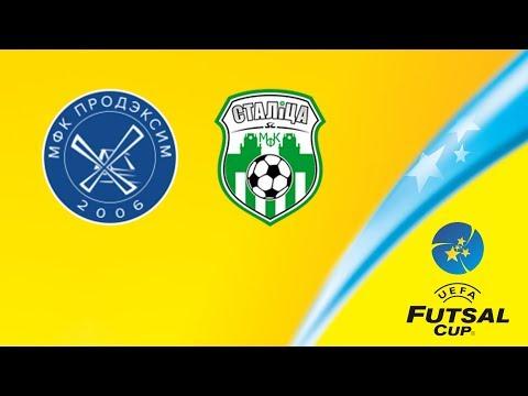 Futsal P. Kherson - Minsk | UEFA Futsal Cup | Live Stream