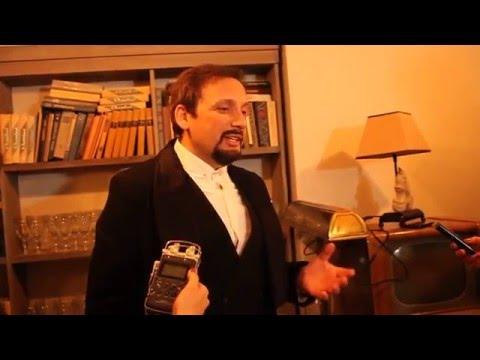 СТАС МИХАЙЛОВ - БЛИЦ-ИНТЕРВЬЮ НА ПРЕЗЕНТАЦИИ В ПЕТЕРБУРГЕ СОБСТВЕННОГО РЕСТОРАНА КОММУНАЛКА