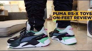 PUMA RS-X ON-FEET REVIEW: ONE OF PUMA'S