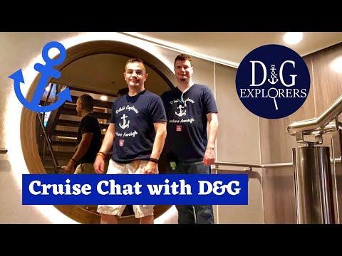 Cruise Chat With D&G: Norwegian Escape Cruise Update