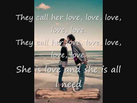 She is Love - Parachute (with Lyrics)