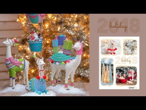 Holiday 2018 Catalog - Gifts, Ornaments, Holiday Decor, Lights and more
