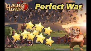 Perfect War! Darc Avengers Recap | Clash of Clans