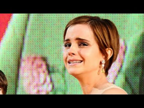 Emma Watson's Thank You Speech -Deathly Hallows Pt 2  World Premiere