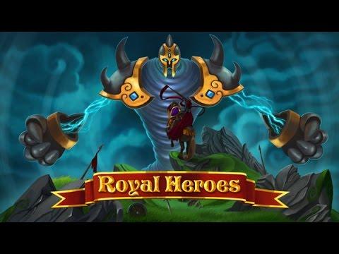 Royal Heroes - All Monsters, Heroes, Boss, Blueprints and Spells